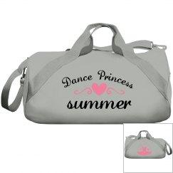 Summer. Dance princess