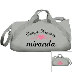 Miranda. Dance princess