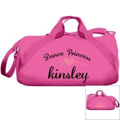 Kinsley . Dance princess