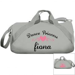 Fiona. Dance princess