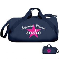 Sadie. Superstar dancer
