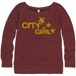 City Girl Top