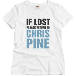 Please Return To Chris