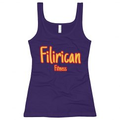 Filirican Fitness Slim Fit Tank