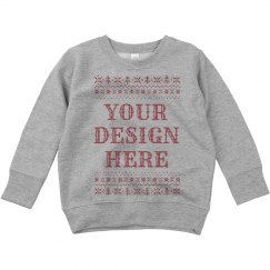 Sweaterize It Toddler Ugly Sweaters