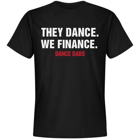 FDS - Dance Dad T-Shirt
