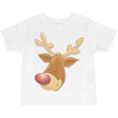 Reindeer Kids Tee
