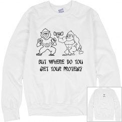 Protein Sweatshirt