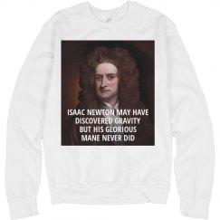 Newton's Glorious Mane