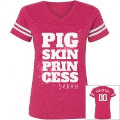 Pig Skin Princess