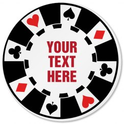 Your Text Here Poker