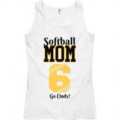 Softball Mom Six