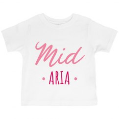 Big Mid Lil Cute Siblings Shirts