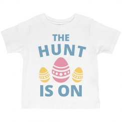 The Hunt is On Easter Tee