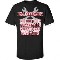 I'm a mechanic Tshirt