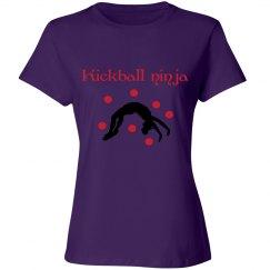 Kickball Ninja