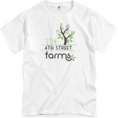 4th Street Farms Basic Unisex Tee