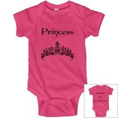 Heavenly King infant