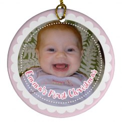 1st Christmas Ornament