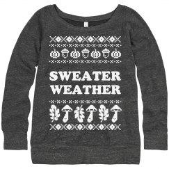 Cute Sweater Weather