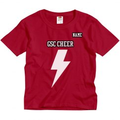 GSC Youth All Star Cheer Shirt