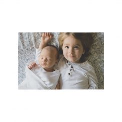 Adorable Custom Kids Photo Rug