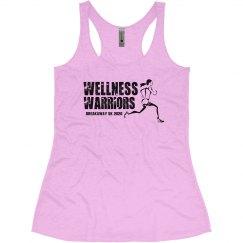 Wellness Warriors Black Art