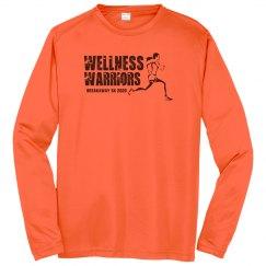 Wellness Warriors Black Design
