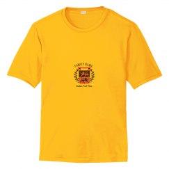 Family Crest & Name Custom Shirts