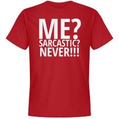 Mr. Sarcasm