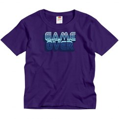 Youth gaming tshirt