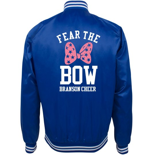 Fear the Bow Cheer