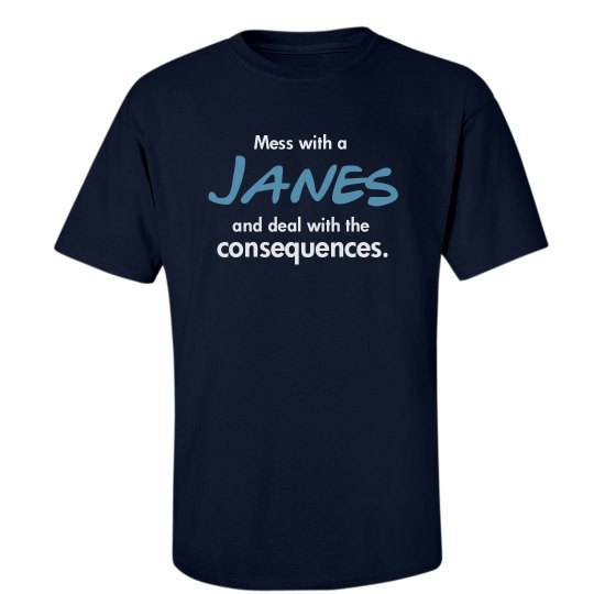 Fear the Janes