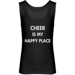 Cheer is my happy place