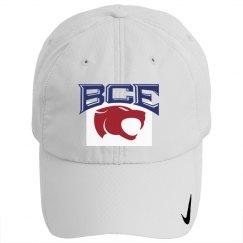 BCE logo w/ hat hat