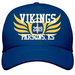 Vikings FB Trucker Hat