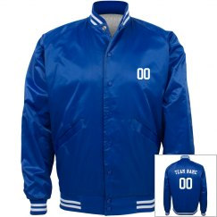 Custom Team Sports Letterman