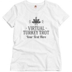 Virtual Turkey Trot Race Top