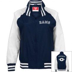 Rams varsity jacket