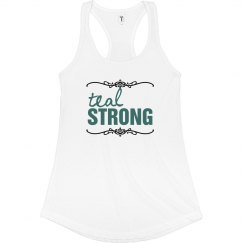Teal Strong Tank