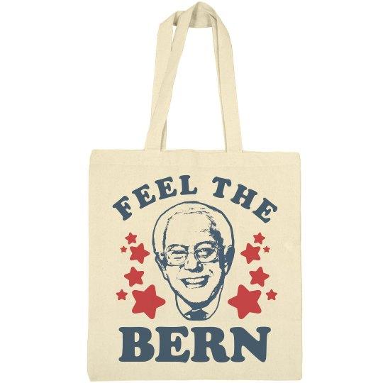 Feel the Bern Bag