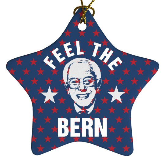 Feel the Bern Christmas