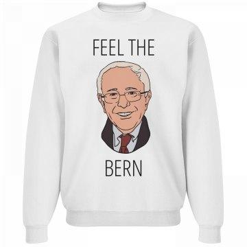 Feel The Bern Fleece
