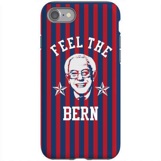 Feel The Bern iPhone Case
