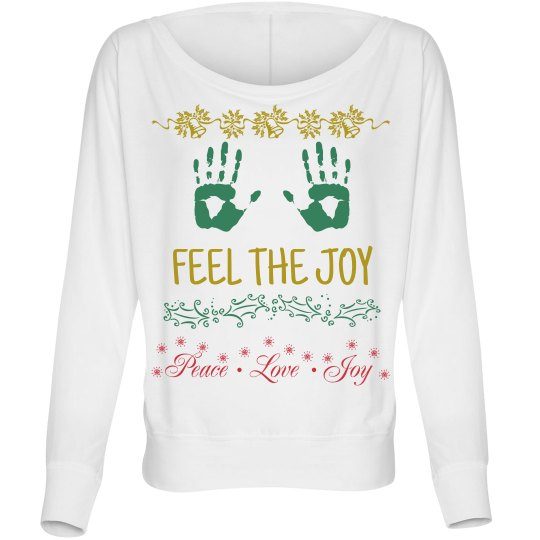 Feel the Joy Long Sleeve