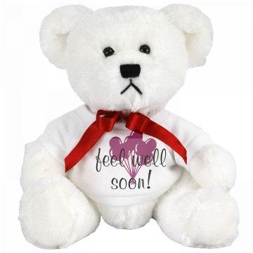 Feel Well Soon Bear