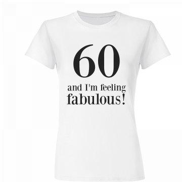 Feeling Fabulous At 60