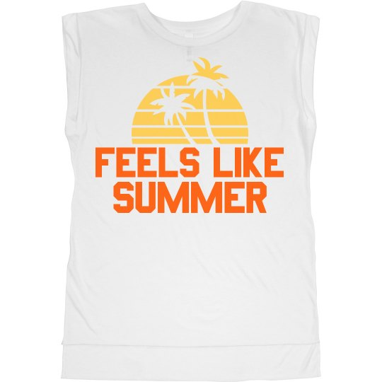 Feels Like Summer Tank