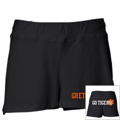 Go Tigers Cheer w/ Back