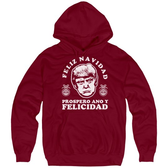 Feliz Navidad Trump